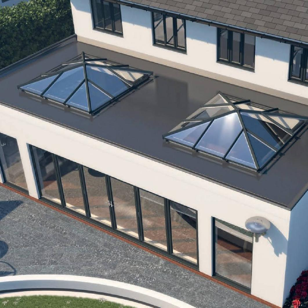 321orangeries, extension, bifold doors, rendering, monocouche render, orangery extension, lantern roof, timber extension, timber building, garage conversion