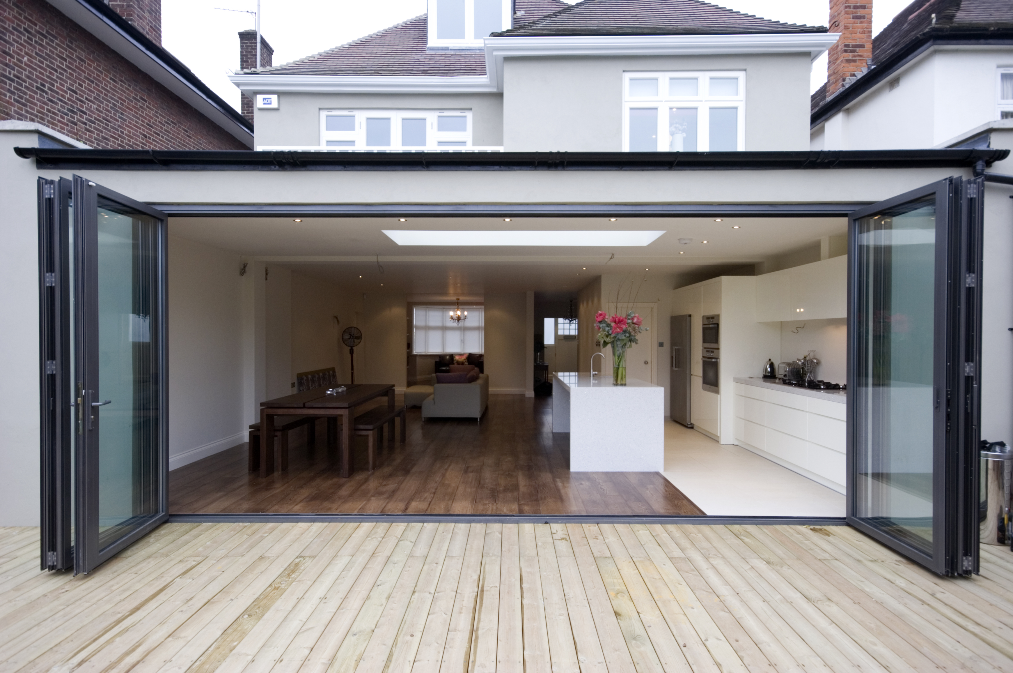 How Much Does A Kitchen Lantern Extension Cost Orangery
